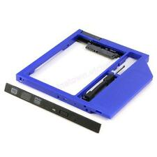 SATA 2nd HDD SSD Hard Drive Caddy For 9.5mm Universal CD DVD Optical Bay Tray