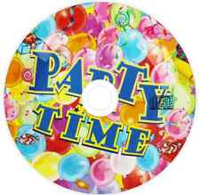 PARTY TIME SINGALONG SONGS CHILDREN'S FAVORITES KIDS AUDIO CD DANCE