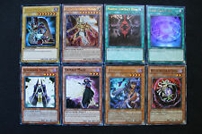 Dark Magician/Spellcaster deck set (Magic Veil, Summoner Monk, Palladium Oracle)