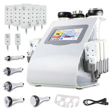6 In 1 40k Cavitation Ultrasonic Fat Slimming RF Vacuum Machine Radio Frequency