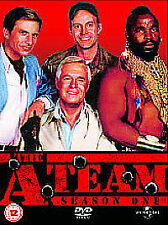 The A Team  - complete series 1  - 5 x DVD