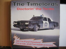 The Timelords - Doctorin' the Tardis- Free UK post