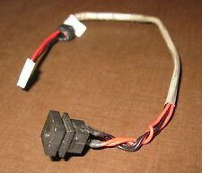 AC DC POWER JACK w/ CABLE HARNESS IBM LENOVO 4446 DC301004000 MOTHERBOARD SOCKET