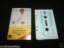 JOHNNY MATHIS A SPECIAL PART OF ME AUSTRALIAN CASSETTE TAPE