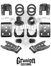 Lowering Kit Chevy Silverado 2014 - 2016 GMC Sierra 2/4 Drop McGaughys 34150