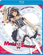Maid Sama!: Complete Collection Blu-Ray; 27 Episodes on 3 Discs