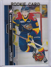 CONNOR McDAVID ROOKIE CARD 2013/14 Hockey RED HOT $$ RC Otters Edmonton Oilers!