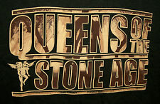 Vintage Queens Of the Stone Age Alternative Rock Concert T-Shirt New Sz XL