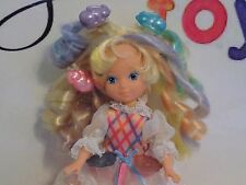 1986 Lady Lovely Locks doll - NEAR MINT - COMPLETE