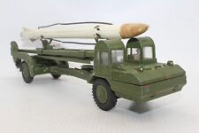 Dinky Toys No 666 Missile Erecting Vehicle w/ Missile - Meccano - England