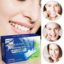 Crest 3D Professional Effects White Luxe Whitestrips Whitening 14 Pouch