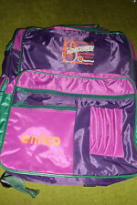 Rucksack, ca. 40 cm hoch, 34 cm breit, viele Einzeltaschen, Enrico good champion