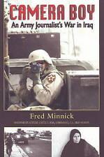 Camera Boy, Fred Minnick