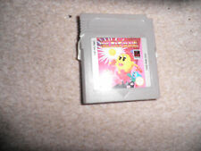 Nintendo Gameboy - ms pac man - cart only