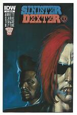 SINISTER DEXTER # 3 (FIRST PRINTING, SUB VARIANT COVER, FEB 2014), NM/MT