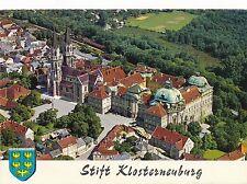 AK vom Stift Klosterneuburg, Alpine Luftbild, Niederösterreich,   21/11/14