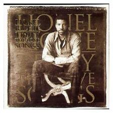 Lionel Richie Truly-The Love Songs CD NEW SEALED Three Times A Lady/Hello/Easy+