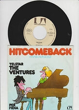 THE VENTURES - Telstar   Perfidia 7""