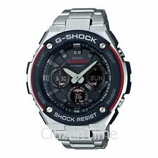 -NEW- Casio G-Shock G-Steel Solar Watch GSTS100D-1A4