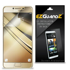 2X EZguardz Screen Protector Cover HD 2X For Samsung Galaxy C7