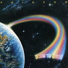Down To Earth - Rainbow (1999, CD NUEVO)