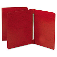Smead Side Opening Pressboard Report Cover, Letter, Bright Red, Each