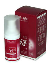 Biotrade Acne Out Active Cream Against Pimples & Black Heads Skin Care 30ml