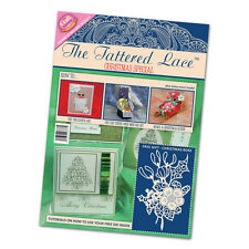 Tattered Lace Magazine - CHRISTMAS SPECIAL 2014 - with free Christmas Rose Die
