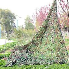 Hunt Woodland Leaves Jungle Camouflage Camo Net netting Camping Military 2X1.5M