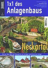 Ferrocarril Journal-ferrocarril en Neckartal Anlagenbau & planificación