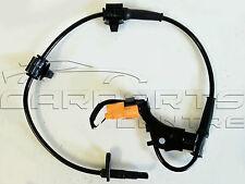 Para HONDA CRV 2.0 2.2 CTDI 2002-2006 Delantero Izquierda ABS Sensor de Velocidad de Rueda Cr-v