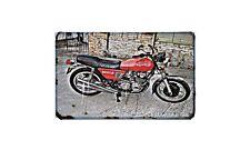 Benelli 500Ls Motorbike A4 photo Retro Bike