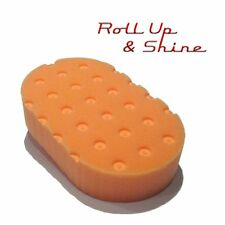 Lake Country CCS Orange Light Cutting Hand Pad DAS6 G220  DA or Rotary