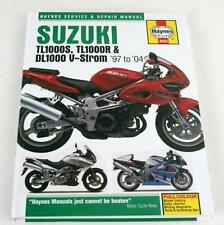 Suzuki TL1000S, TL1000R & DL1000 V-Storm (97-04) Haynes Repair Manual M4083