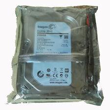 """Seagate 3.5"""" SSHD 2TB SATA ST2000DX001 6Gb Solid State Hybrid Hard Drive Desktop"""