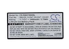 3.7V Battery for DELL PowerEdge R410 PowerEdge R415 PowerEdge R510 0NU209 UK NEW