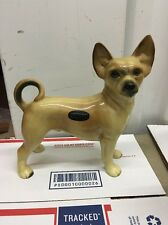 Coopercraft Chihuahua Dog Figurine / Excellent Condition