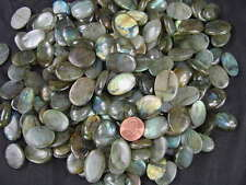 BUTW Oval Shaped range 20mm long-25mm long Madagascar Labradorite Cabochon 6955K