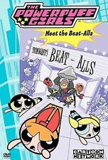 The Powerpuff Girls - Meet the Beat-Alls (DVD, 2001) from Cartoon Network