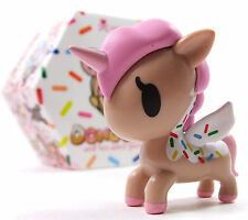 "Tokidoki DONUTELLA AND HER SWEET FRIENDS - DOLCE Unicorno 3"" Mini Vinyl Figure"