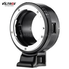 Lens Adapter Ring 8-Stop Exact Aperture for Nikon G/F/AI/S/D to SONY E NEX D4I1