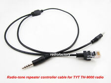 Radio-tone Repeater Cable adaptor for TYT TH-9000 Radio