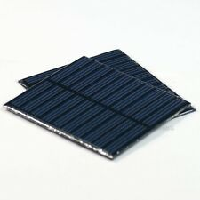 4pcs 4X 5V , 150mA 750mW 3Watts 3W Totally Solar Panel Power Cell For Charger