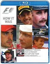 F1 HOW IT WAS Blu-ray. 90 Mins. 10 DRIVERS, ICONIC MOMENTS 1984-2011. DUKE 3728N