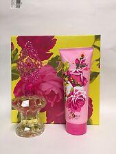 BETSEY JOHNSON Perfume by  2PC GIFT SET PERFUME 3.4 OZ + BODY LOTION 6.7 OZ NIB
