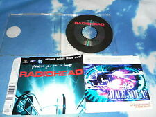RADIOHEAD - STREET SPIRIT (FADE OUT) AUSTRALIAN CD Single