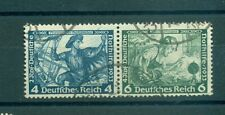 "GERMANIA - GERMANY DEUTSCHES REICH 1933 ""Wagner"" Common Stamps"