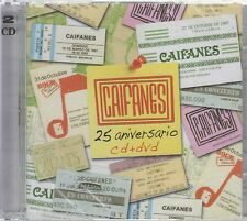 Caifanes CD NEW 25 Aniversario ALBUM  Version DELUXE CD + DVD y MAS SEALED
