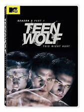 Teen Wolf . Season 3 Part 1 . Tyler Posey Crystal Reed . 3 DVD . NEU . OVP