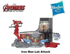 Hasbro Marvel - Avengers Age of Ultron - Iron Man Lab Attack - 2 figures w/ acc